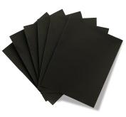 Hygloss Silhouette Paper, Black