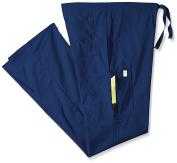 Code Happy 16001A Men's Tall Drawstring Cargo Pant Certainty - Navy