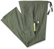 Code Happy 16001A Men's Tall Drawstring Cargo Pant Certainty - Olive