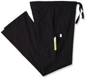Cherokee Code Happy Code Happy 16001A Men's Tall Drawstring Cargo Pant Certainty - Black