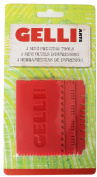 Gelli Arts Mini Printing Tools Set 3, Synthetic Material, Red, 19 x 10.1 x 0.6 cm