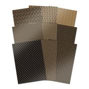Hunkydory Deco Dreams Mirri Patterns Cardstock 18 Sheets