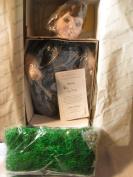 The Hamilton Collection Porcelain Boy Doll RYAN Kay McKee 43cm Frog NIB
