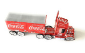 Handmade Trailer Truck - Built with Coca-Cola Aluminium Cans and Recycled Materials