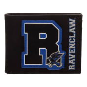 Official Harry Potter Ravenclaw Sports Style Black Bi-Fold Wallet - Boxed