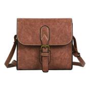 Women Shoulder Bag, Women Girl Vintage Purse Bag Leather Cross Body Bags Shoulder Messenger Bag Satchels
