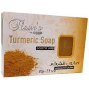 Herbal Turmeric Soap Ayurvedic Tumeric Vegetarian Glycerine Soap For Skincare 100% VEGAN And Alcohol Free