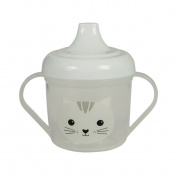 Nori Cat Kawaii Friends Sippy Cup