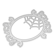 Scrapbooking Cutting Dies,VENMO Card Craft Cutting Dies Metal Stencils Embossing Templates Embellishments For Halloween Gifts
