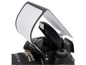 Universal Pop up Flash Diffuser Soft Box For DSLR Canon Nikon Pentax