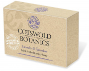 Cotswold Botanics Lavender & Geranium Soap 100g