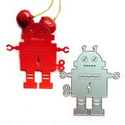 LUFA 1pc Cute Robot Cutting Dies Scrapbook DIY Delicate Cards Photo Album Die Cutter