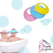 Baby / Child Shampoo Bath Shower Wash Hair Shield Yellow