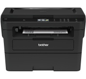 for Brother Compact Monochrome Laser Printer, HLL2395DW, Flatbed Copy & Scan, Wireless Printing, NFC, Cloud-Based Printing & Scanning, Amazon Dash Replenishment Enabled