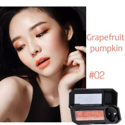 Weicici Sexy Eyeshadow Palette Duo 3D Smoky Eye Makeup Effect Suitable for Beginners
