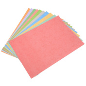 YNuth A4 Paper Embossed 10 Sheets A Pack Manual Paper Cutting Or Package Used In The Office And Home