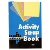 Premier Stationery 240 x 345 mm 32 Page Scrapbook