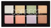 BYS Colour correcting cream palette, conceal, camouflage, contour