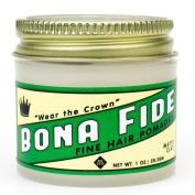 Bona Fide Pomade, Matte Clay, 30ml