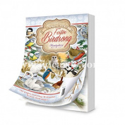 Hunkydory - Little Book of Festive Birdsong