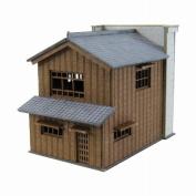 1/220 Miniature Art Petit Tobacco Shop Paper Craft