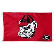 Georgia Bulldogs DAWGS UGA 0.9m x 1.5m Flag Deluxe