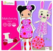 "Avenue Mandarine ""Liberty"" Multi-Activity Kit, Assorted Colour"