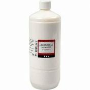 Giant BULK 1000ml Gloss Decoupage & Decopatch Glue for Napkins & Paper