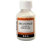 Glass & Ceramic 100ml Decoupage & Decopatch Glue for Napkins & Paper