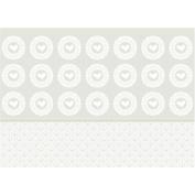 Decoupage Paper, sheet 25x35 cm, Skagen, 10 sheet