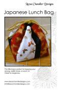 Leesa Chandler Designs LS017HOF Japanese Lunch Bag