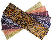 CI Safari Print Tissue Paper, Multi-Colour, 51x12x1 cm, Sheet of 24