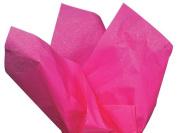 Hot Pink Tissue Paper 50cm X 80cm 480 Sheet Flat Ream