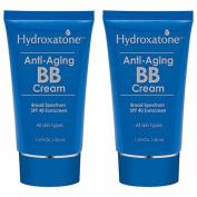 Hydroxatone Anti-Ageing BB Cream|2-Pack