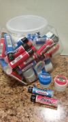 Savex Counter Jar Mix Sticks/Jars 60ct