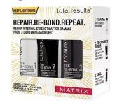 Matrix REPAIR.RE-BOND.REPEAT KIT Shampoo, Pre-Conditioner, Conditioner 50ml