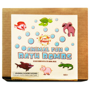 Kids Bath Bombs with Surprise Inside