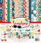 Echo Park Paper Company Good Day Sunshine Collection Kit