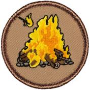New! Campfire Patrol Patch - 5.1cm Round