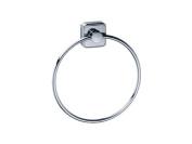 Keuco Smart 02321010000 Hand Towel Ring Chrome-Plated
