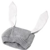 GOOTRADES Baby Kids Boys Girls Rabbit Ear Hat Winter Warm Crochet Earmuffs earcap Knitted Hat