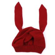 GOOTRADES Rabbit Bunny Ear Hat Baby Girl Toddler Crochet Knit Winter Earflaps Cap
