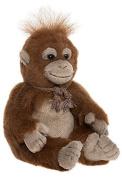 Jonjare the Orangutan by Charlie Bears Bearhouse soft toy - BB183811
