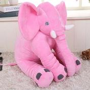 ChenRui(TM)Elephant Pillow(Baby Toys)/Elephant Stuffed Plush Pillow Sleeping Cushion Pillow Kids Comfort Toy 40cm * 35cm * 25cm