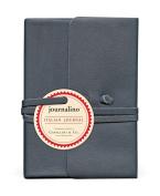 Cavallini Papers Journalino Leather Journal, 8.3cm by 11cm , Indigo