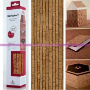 100% Genuine Rolled Cork Strips 45x30 cm, Thickness: 0.5 mm, Front