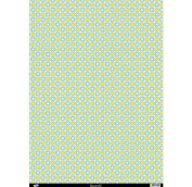 Clairefontaine Decorative Number 2 Scrapbooking Papers, Multi-Colour, Sheets of 10