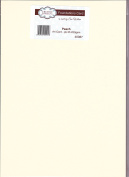 Creative Expressions Foundations Peach A4 Cardstock - 25 sheets