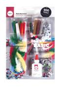 RAYHER Hobby 69106000 Assorted Craft Kit 34 x 22 x 2 cm