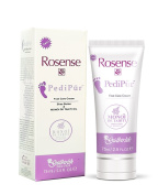 Rosense Foot Care Cream with Shea Butter & Monoi De Tahiti Oil